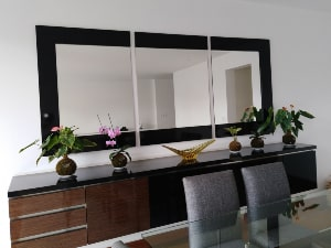 Espejos Decorativos en Bogota